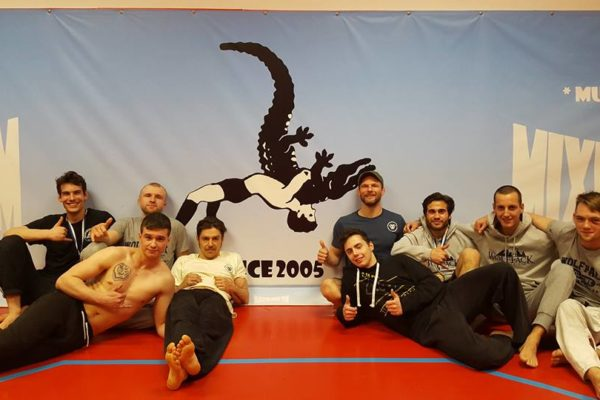 Alligator Team Grappling BJJ Wuppertal