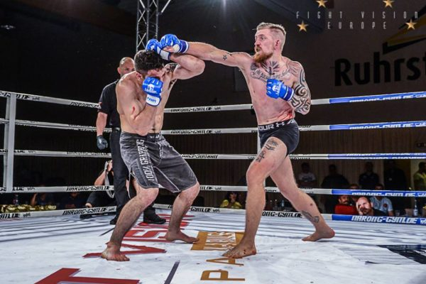 Deckung MMA Fight Vision Europe