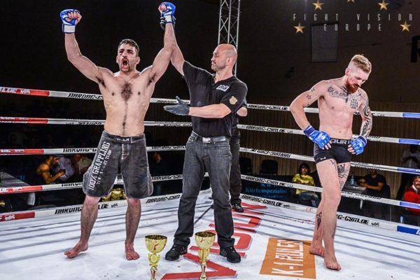 Sieger Nepomuk MMA Fight Vision Europe