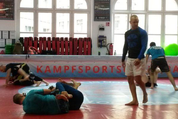 baron wuppertal kampfsport grappling luta livre wettkampf seminar leglock