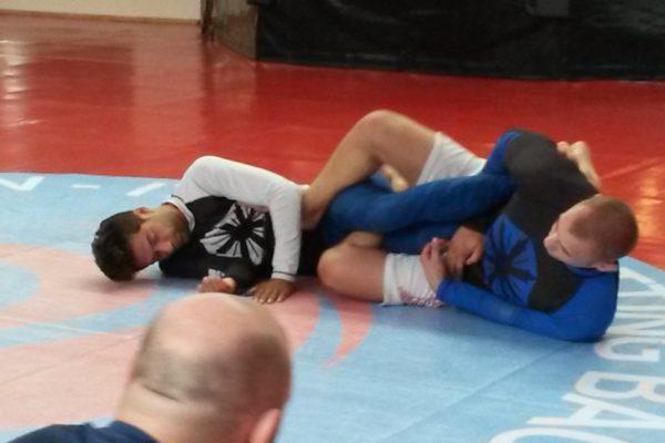 kampfsportschule baron luta livre grappling seminar training wettkampf