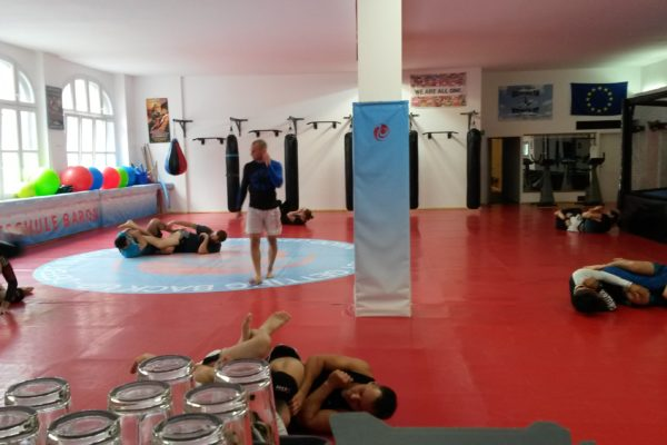 kampfsportschule baron wuppertal grappling bjj luta livre schwarzgurt training