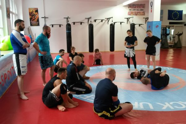 seminar grappling wuppertal bjj luta livre trainingscamp baron